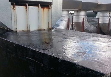 "Ремонт вентиляционных шахт в здании компании ""Проминдустрия АГ"""
