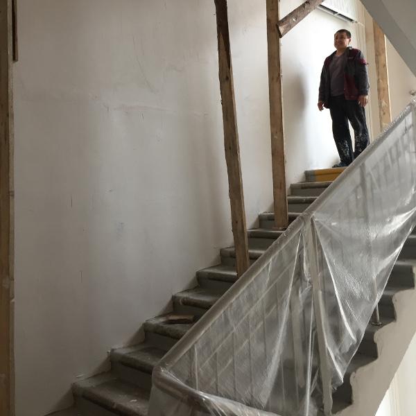Ремонтные работы в ГБОУ Школа № 319
