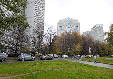 Ландшафтный дизайн и озеленение на территории элитного жилого комплекса «Кварт-98»