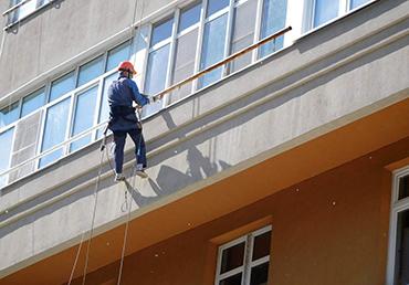 Капитальный ремонт фасада ТСЖ «Приват Сквер»