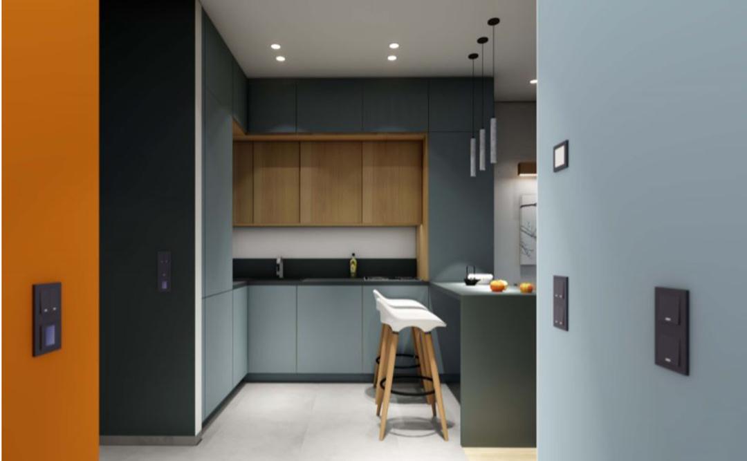 Дизайнерский ремонт однокомнатной квартиры в ЖК «Испанские кварталы»