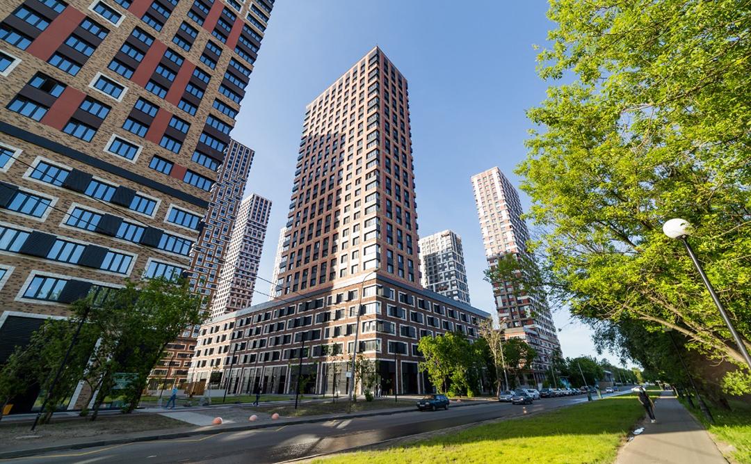 Завершение дизайнерского ремонта однокомнатной квартиры в ЖК «Level Амурская»