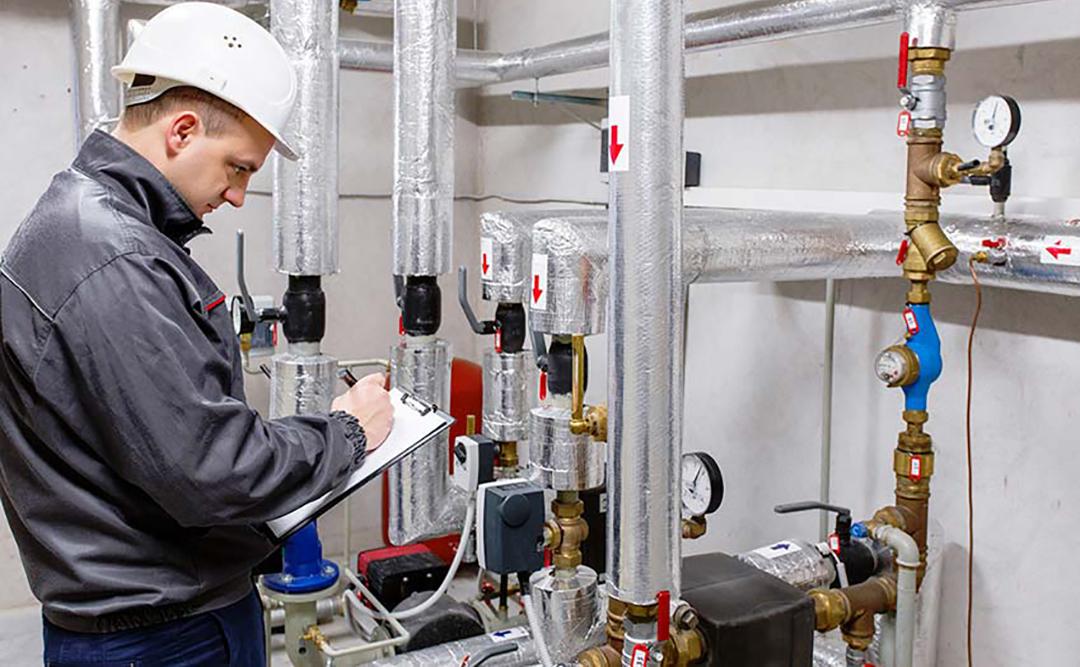 Отчетная техническая документация обслуживания инженерных систем
