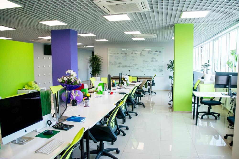 Техническое обслуживание офисов