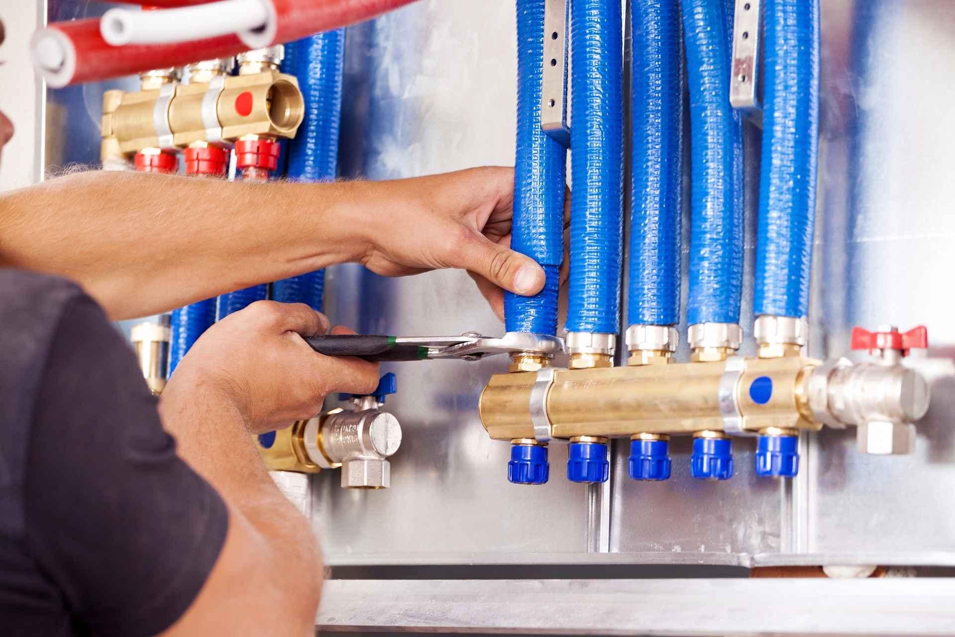 Услуги монтажа и обслуживания систем водоснабжения