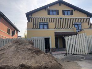 """ГК """"Конкиста"""" завершает ремонт дома в поселке """"Маленькая Италия"""""""