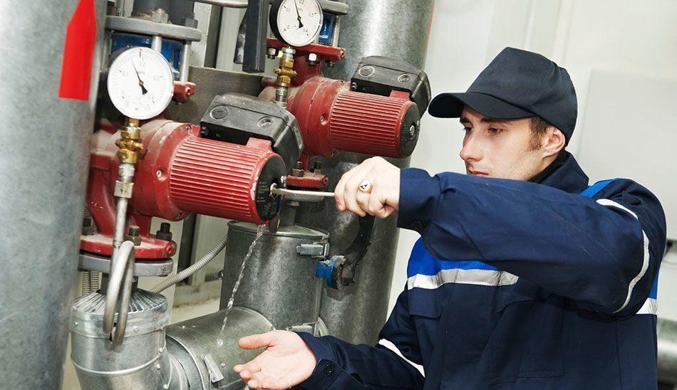 Услуги установки и обслуживание систем отопления