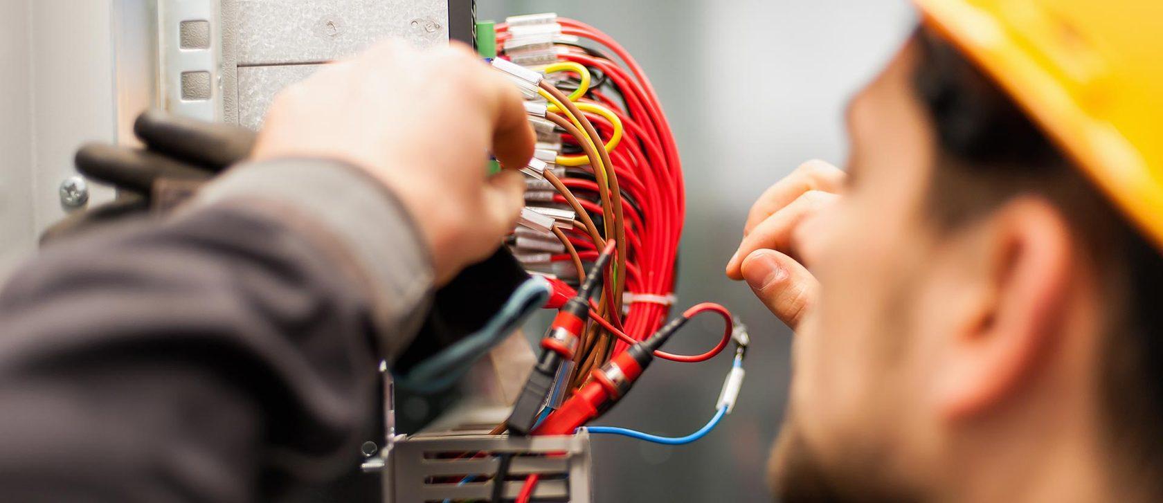 Услуги обслуживания систем электроснабжения