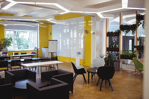 Ремонт офисов и помещений от 100 кв.м