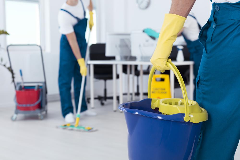 Услуги комплексной уборки помещений