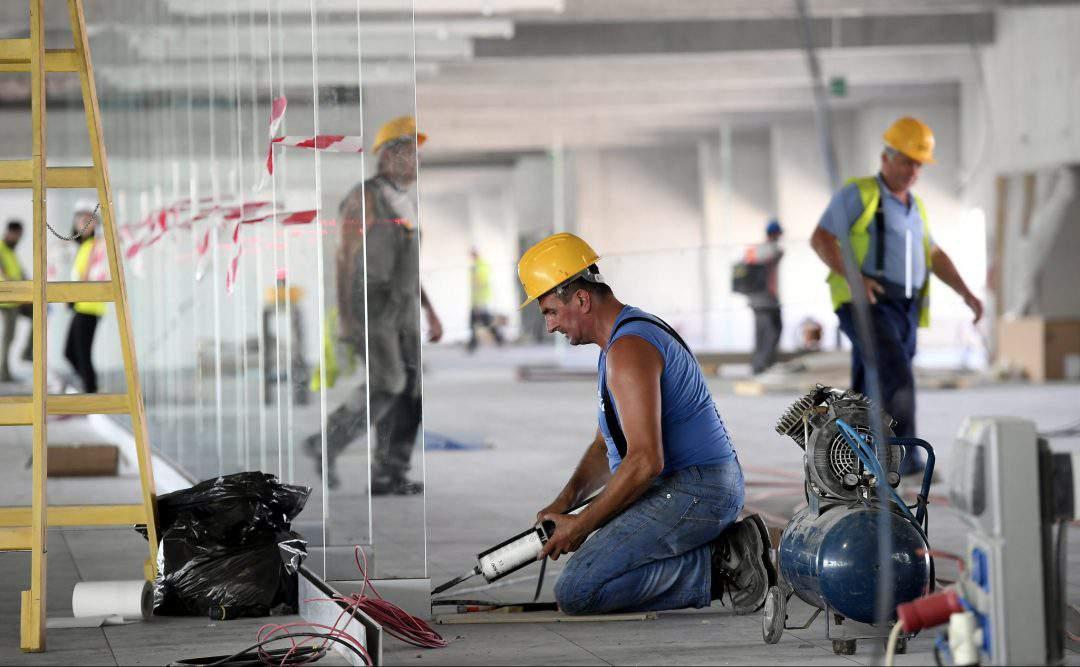 Подготовительные и строительно-монтажные работы